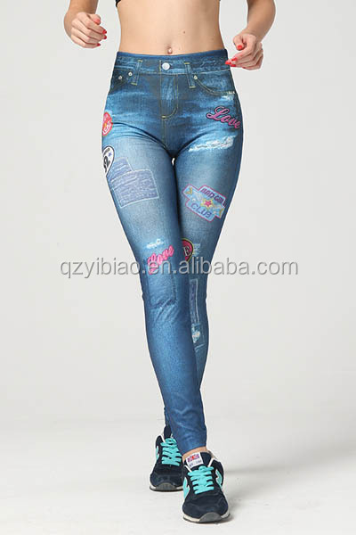 Fashion Sexy Fancy Tights Woman Legging Lady Sex Legging Pants