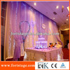 electric stage curtain/red stage curtain/motorized stage curtains with remote motor control 30 meters long