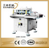 (SBM-D300) accurate automatic correction high technology die cutting machine, electric products auto die cutting machine