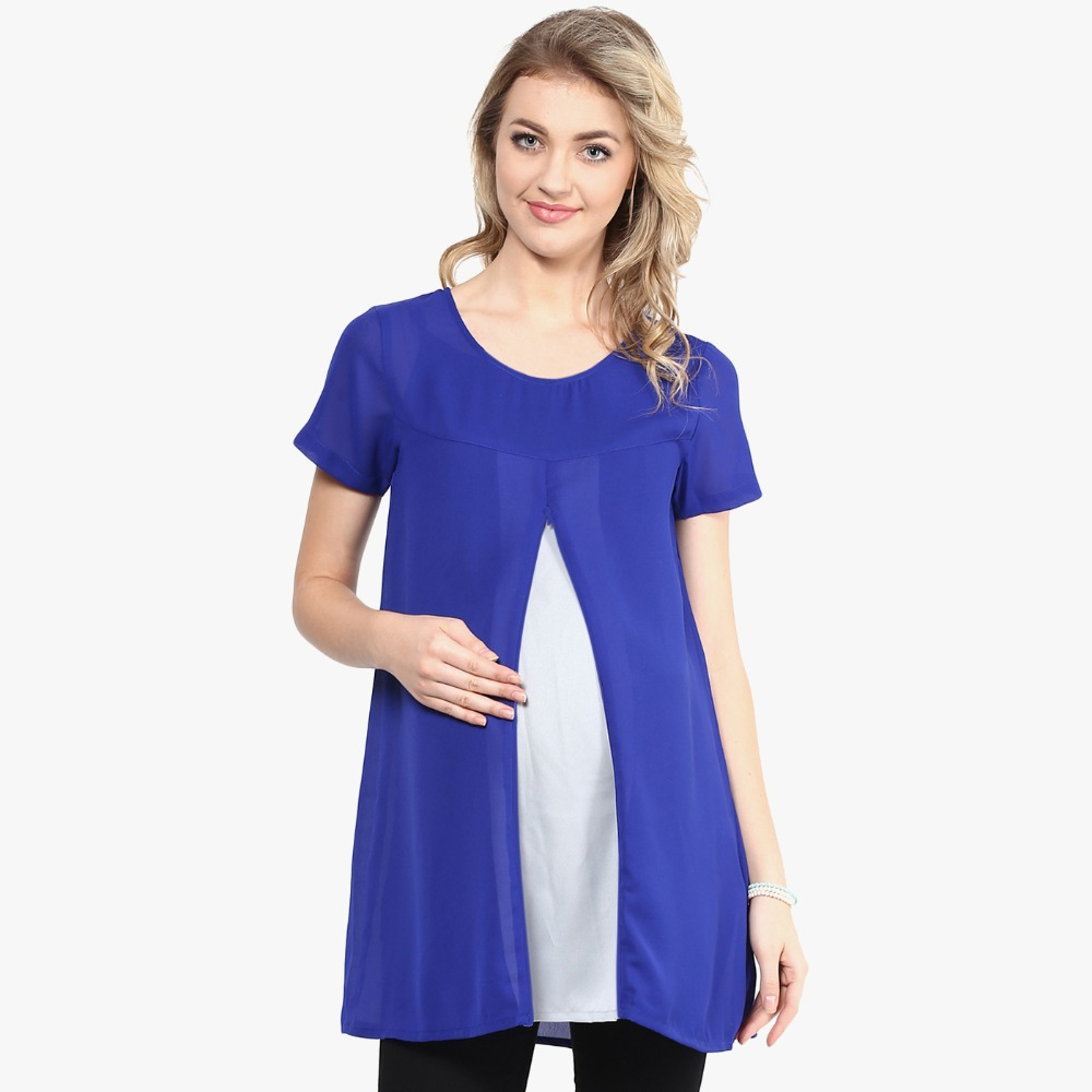 List manufacturers of anti radiation maternity clothing buy anti blue short sleeve tops maternity dresses for office lady ombrellifo Image collections