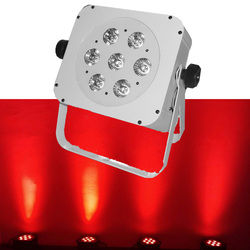 smart DJ wedding decorations uplights 7PCS 15w led par can