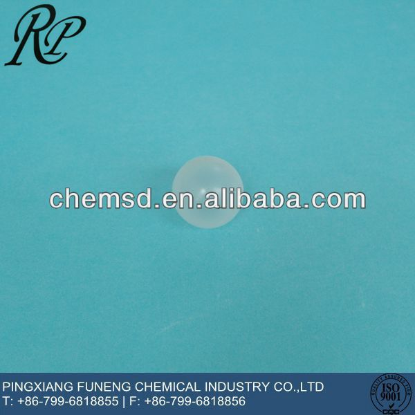 Plastic PP RPP hollow floating ball 10mm 15mm, 25mm etc