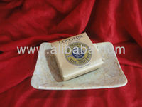 Marble Soap Dish for Garden, Home, Bathroom Decorations