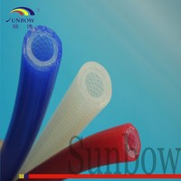 Extruded Plastic Reinforced Silicone Rubber Tubing