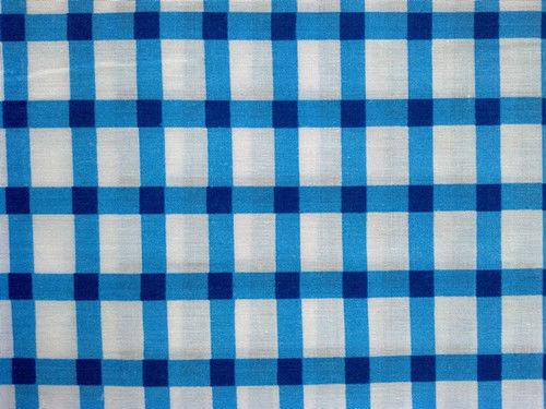 65polyester 35cotton110x76 printed plaid shirt fabric to Dubai
