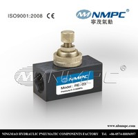 RE series variable flow control valve