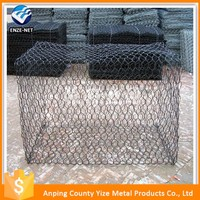 online shop alibaba high quality rock filled gabion box/hot dipped galvanized gabion inox gabion
