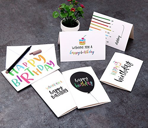 Factory Wholesale Custom Design Birthday Card