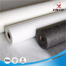 airlaid nonwoven for embroidery backing