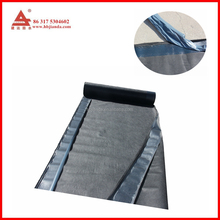 500g Asphalt waterproofing underlayment roll for slope roofing