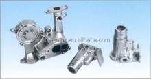 Hot sale High silicon molybdenum exhaust pipe QTSiMo50-10,car gray cast iron parts,engine gray cast iron in casting