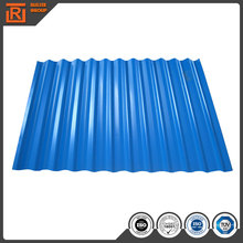 Pre-painted galvanized corrugated steel sheet, roofing galvanized corrugated sheet, zinc steel roofing sheet