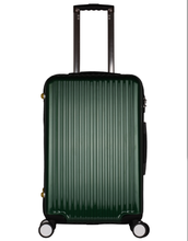 customized luggage, zipper luggage and code lock trolley luggage for PC ABS material