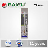 Baku 2015 Best Sell High Grade Labor Saving Esd Plastic Tweezers For Cellphone