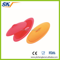 silicone food container with FDA LFGB standard