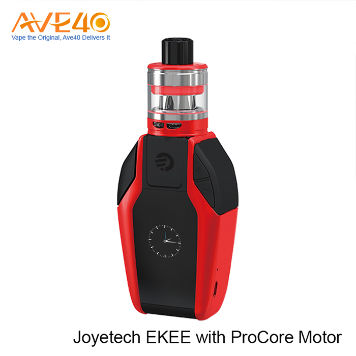 2017 Innovative Product Vapor Starter Kits Express 80W Joyetech Ekee With ProCore Motor TC Kit With 2A Quick Charge