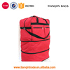 "High Quality Men 30"" Red Expandable Rolling Travel Luggage Duffle Bag W/Spinner Wheels"
