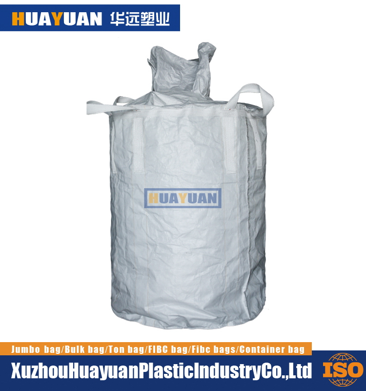 China PP woven baffle special onion packing bulk bag
