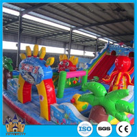 inflatable jumping castle/inflatable bounce castle children games