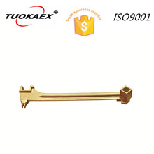 NON SPARKING TOOLS MECHANICAL MANUAL TOOLS BUNG WRENCH
