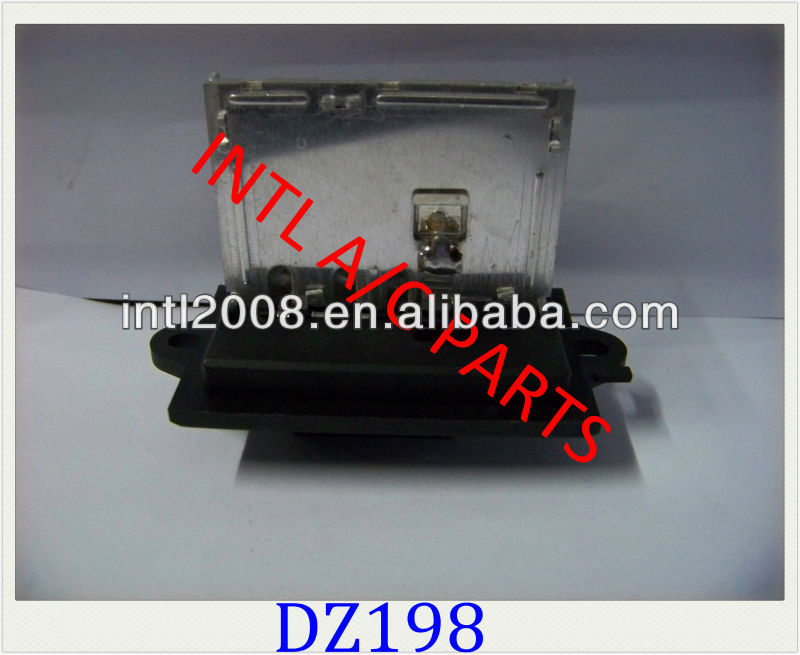 Air Heater Resistor Rheostat HEATER BLOWER RESISTOR Motor fan resistor for Mitsubishi Triton