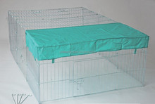 2015 big dog house durable of good quality dog pen pet pen rabbit pen wholesale