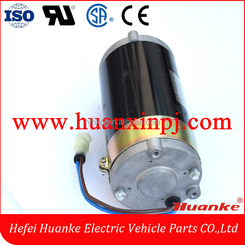 Shinko 1-2.5T Electric forklift spare part EPS steering DC motor 48V 900W 0-51000-3180