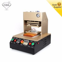 Frame Laminating Machine Built-in Vacuum Pump Air Compressor LCD Repair Machine Bonding Frame Machine