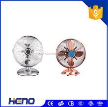 "Good quality 10/12/16"" Industrial Metal desk Fan/Antique home used electric table metal fan CE CB GS"
