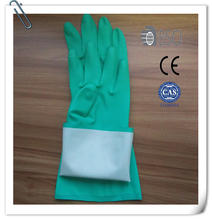 the cut resistant acid alkali reusable nitrile working gloves