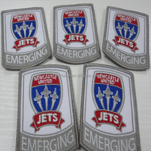 Customized Armed Officer Embroidery Patch For Clothing /Embroidery Crest For Uniforms Garments/Clothing Arm Emblem