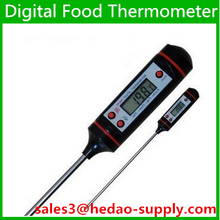 Long Probe Metal Thermometer For Milk BBQ Food