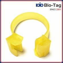 Bio-Tag 15-Year-Experience ICAR Authorized LF Low Frequency 134.2khz chicken foot ring
