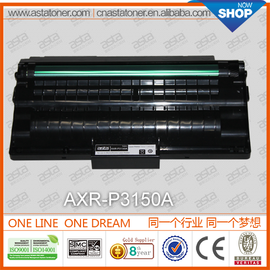 used copier P3150A/109R00746 toner cartridge for xerox in china