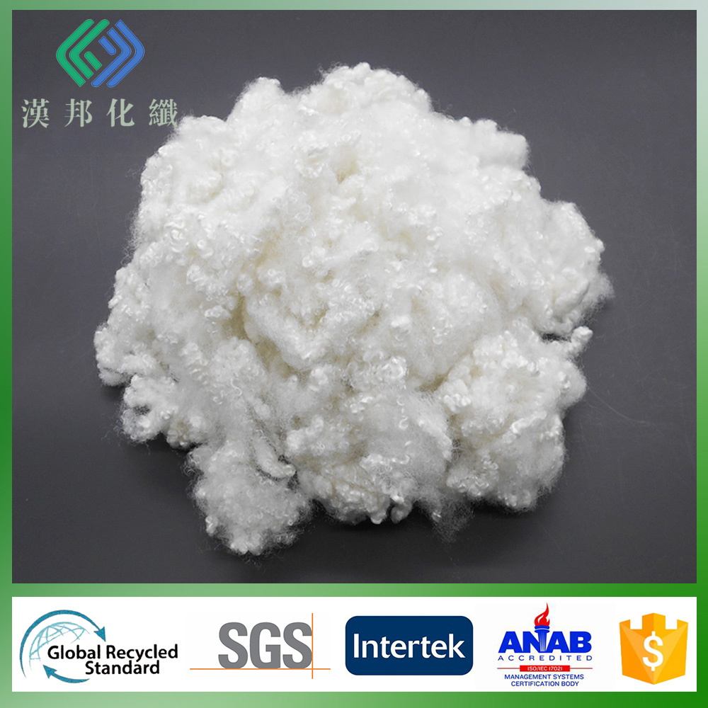 7DX76 HCS recycled polyester stuffing