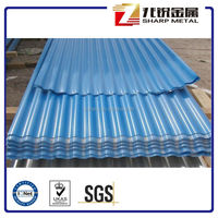 Long Span Color Coated Corrugated Roofing Sheet/PPGI Sheet/Color Sheets
