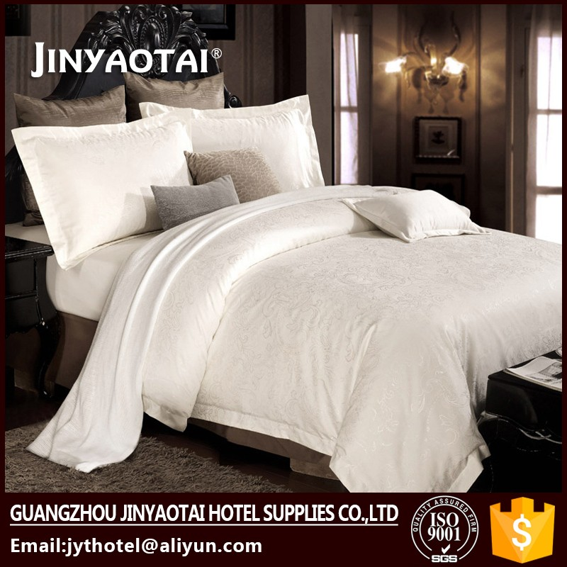 high quality 1000TC egyptian cotton hotel bedding