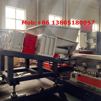PET black masterbatch 30% carbon black twin screw extruder pelletizing line