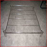 wire mesh for barbecue,barbecue crimped wire mesh,galvanized barbecue wire mesh