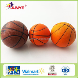 Promotion PU basket ball anti PU Stress Ball