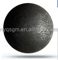 top quality casting grinding steel ball grinding media ball for gold mining