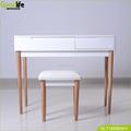 Stylish most expensive dressing table with Flip Top Mirror / Padded Stool