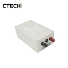 CTECHI rechargeable lithium battery pack 12V 20Ah 30Ah 40Ah 50Ah for night fishing/fish finder/outdoor power supply