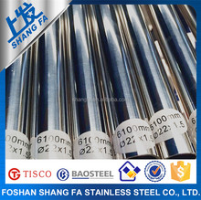 Best selling welded 201 304 stainless steel hollow pipe