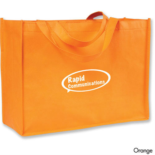 bright color market bag promotional non woven bag tote bags promotion