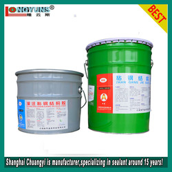 CY-997 epoxy resin structure steel bonded glue for concrete