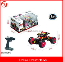 1:12 2.4G Tiger claw climbs high-speed remote control car
