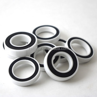 Full Ceramic Deep Groove Ball Bearing 608 608s 608rz for Skateboard Wheel