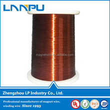 Polyesterimide swg enameled copper magnet winding wire
