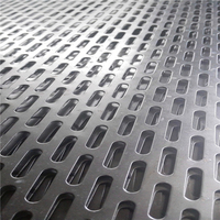 2018 anping sale Stainless Steel Flat Perforated Metal Sheet, Perforated Metal Mesh, Perforated Punching Metal Sheet For Sale